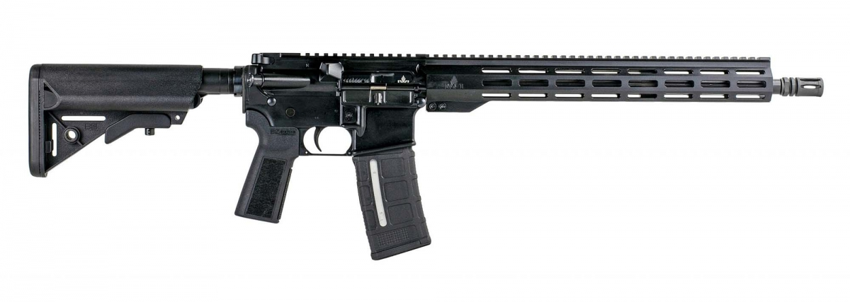 IWI US ZION-15 semi-automatic modern sporting rifle, IWI's first AR-15