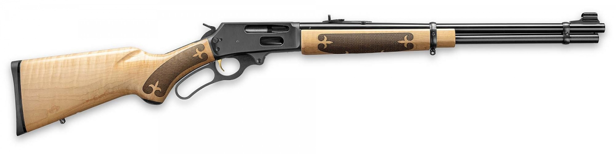 Carabina a leva Marlin 336C Curly Maple