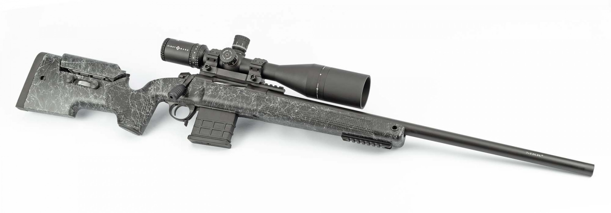 Sabatti Tactical EVO US bolt-action precision rifle