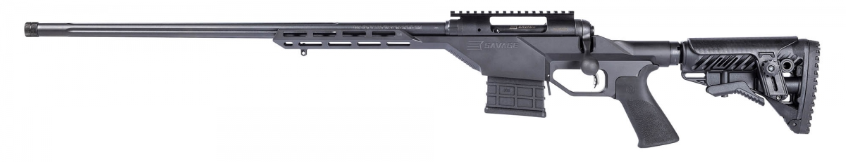 Savage Arms 10-110 BA Stealth LH