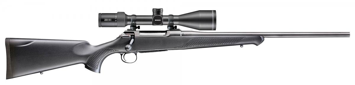 Il fucile Sauer 100 Classic XT offre alta qualità ad un prezzo abbordabile