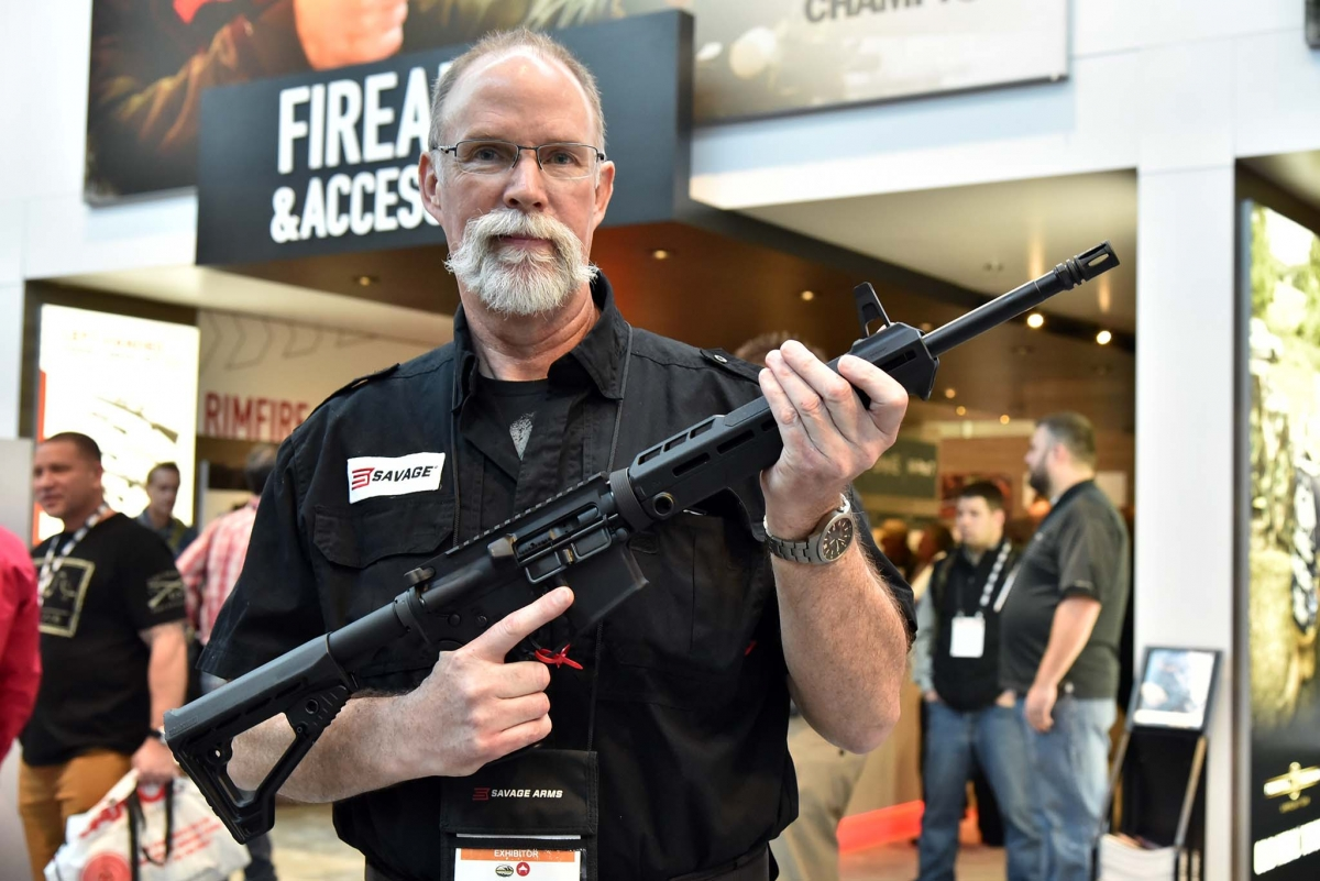 Savage Arms introduces its first modern sporting rifle platform, dubbed the MSR