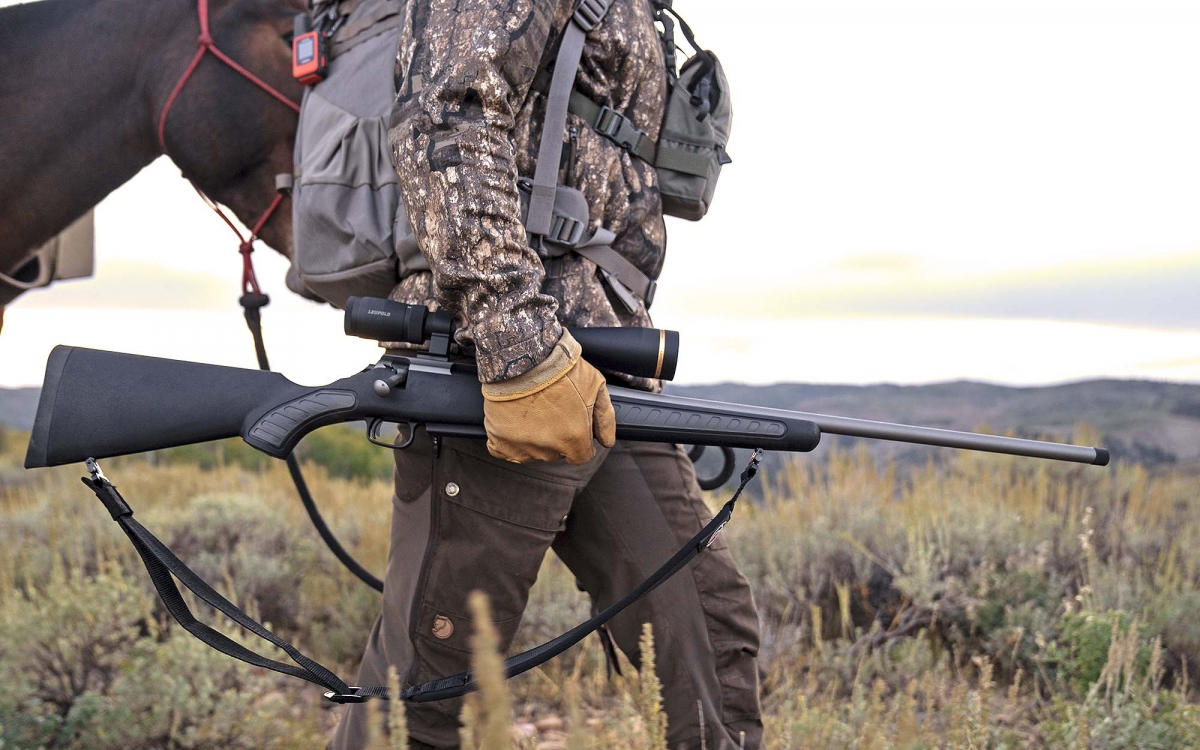 Thompson/Center Compass II and Venture II bolt-action rifles