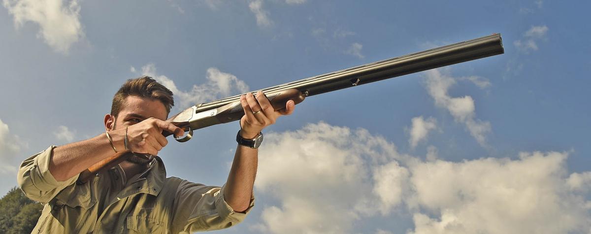 The 28-gauge version of the Chiappa Triple Crown shotgun