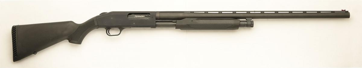 Lato destro del fucile