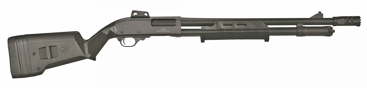 SDM M870 Adaptive Shotgun