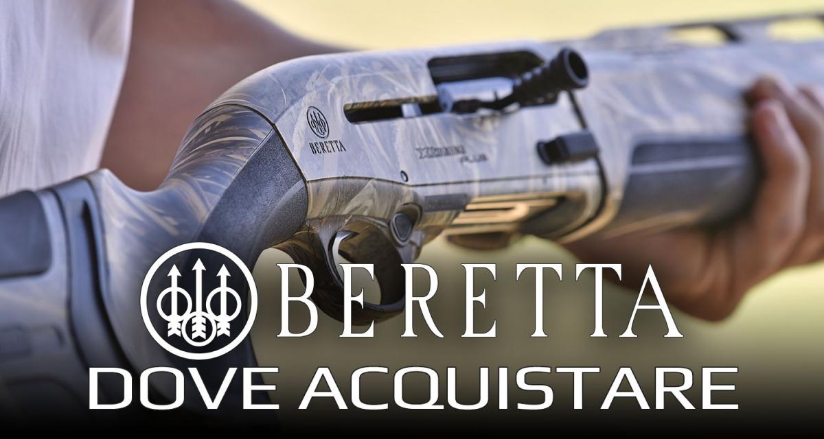 Armerie dove acquistare: fucili Beretta A400
