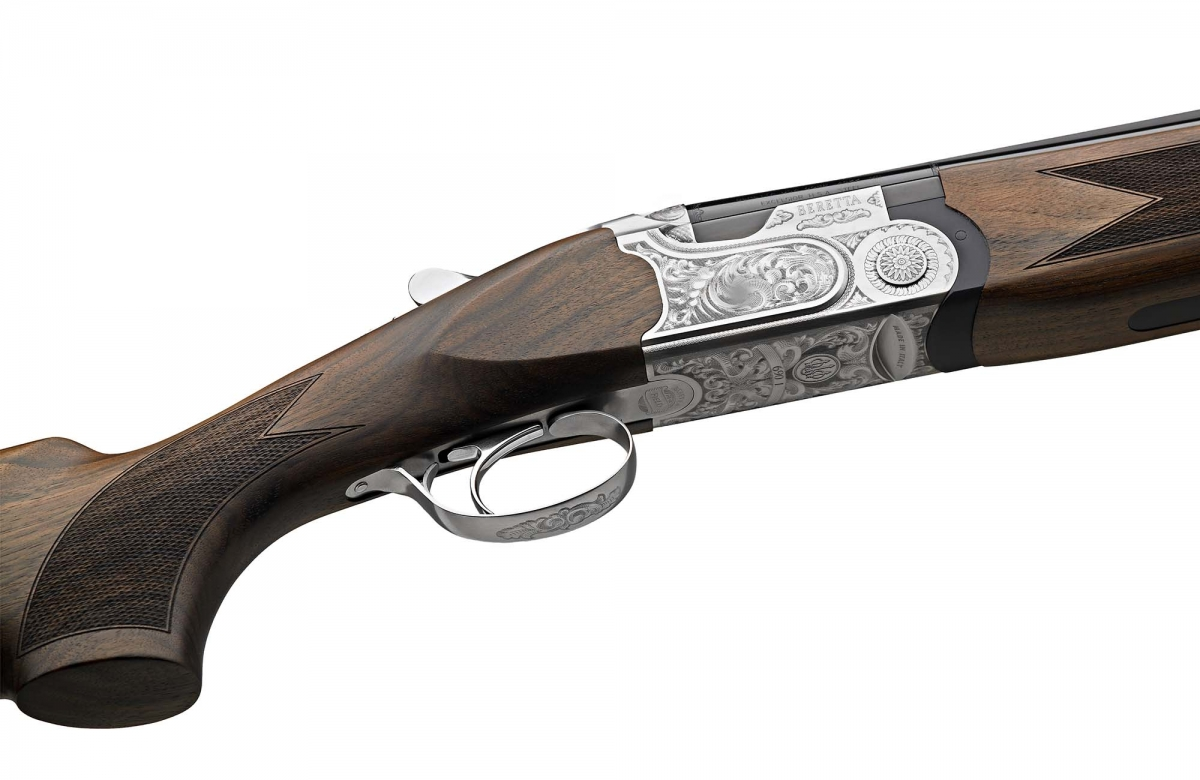 Beretta 690 Field I vista laterale