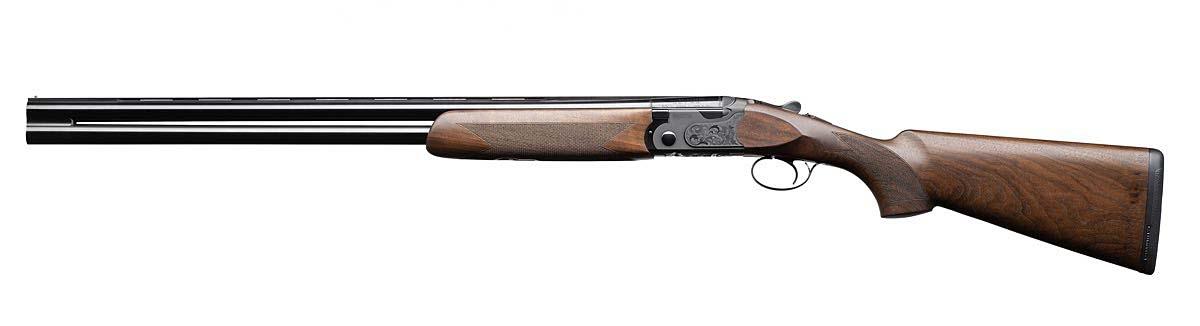 Beretta Ultraleggero 12-gauge hunting shotgun – left side