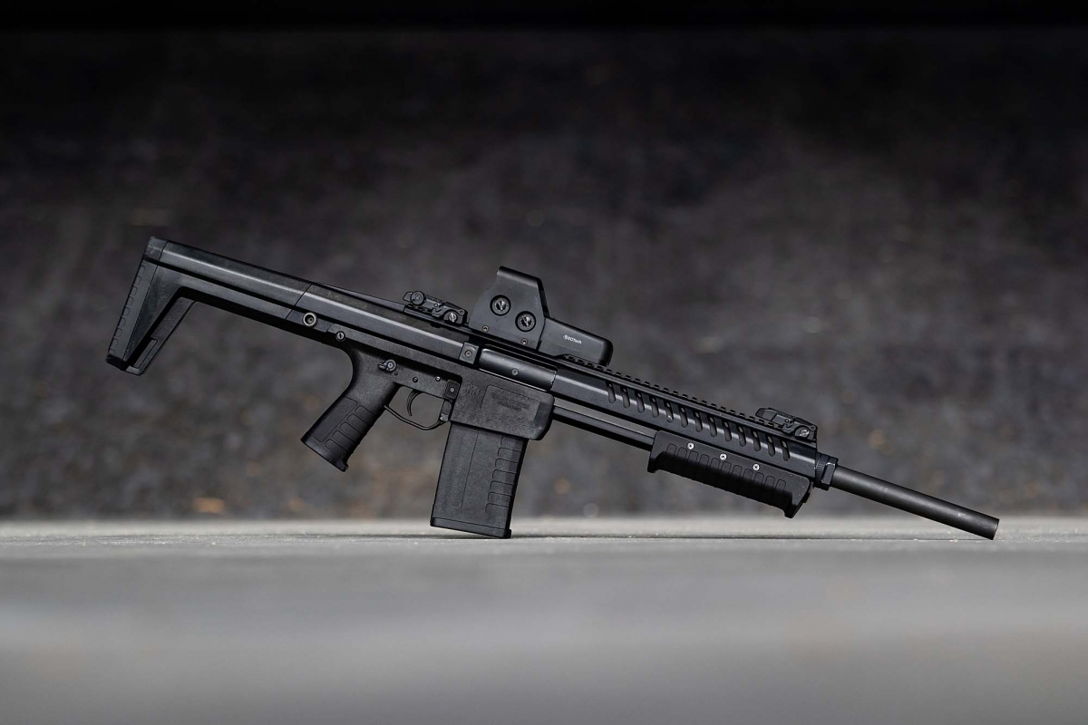 The Sentry 12 pump-action magazine-fed shotgun, first showcased at the 2020 SHOT Show, is now available on the US commercial market