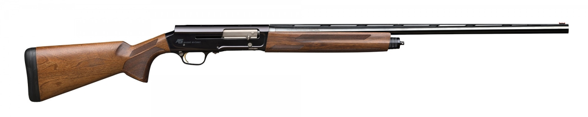Right view of the new Browning A5 One Sweet Sixteen 16 gauge hunting shotgun