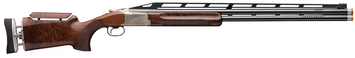 Browning Citori 725 Trap Max shotgun, right side