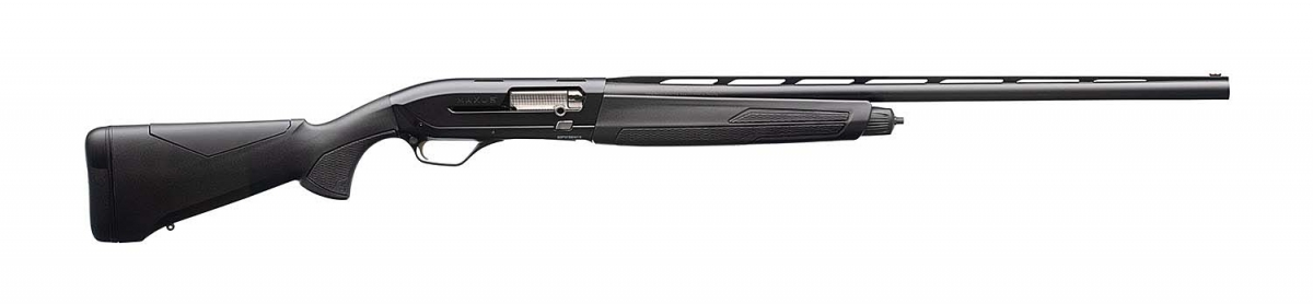 Browning Maxus 2 Composite Black 12 gauge semi-automatic hunting shotgun – right side