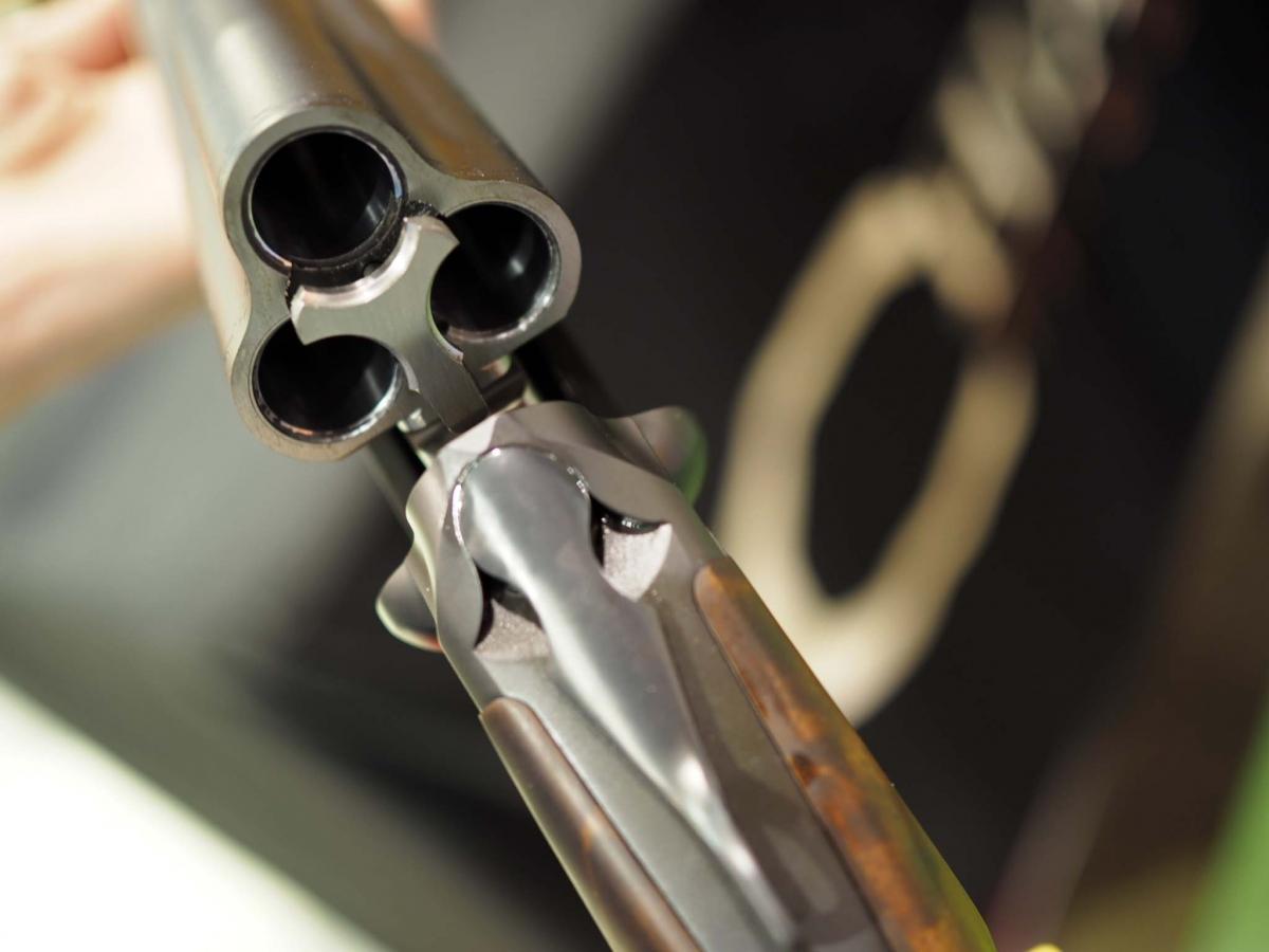 Chiappa Firearms - Triple Barrel Shotguns 20mm