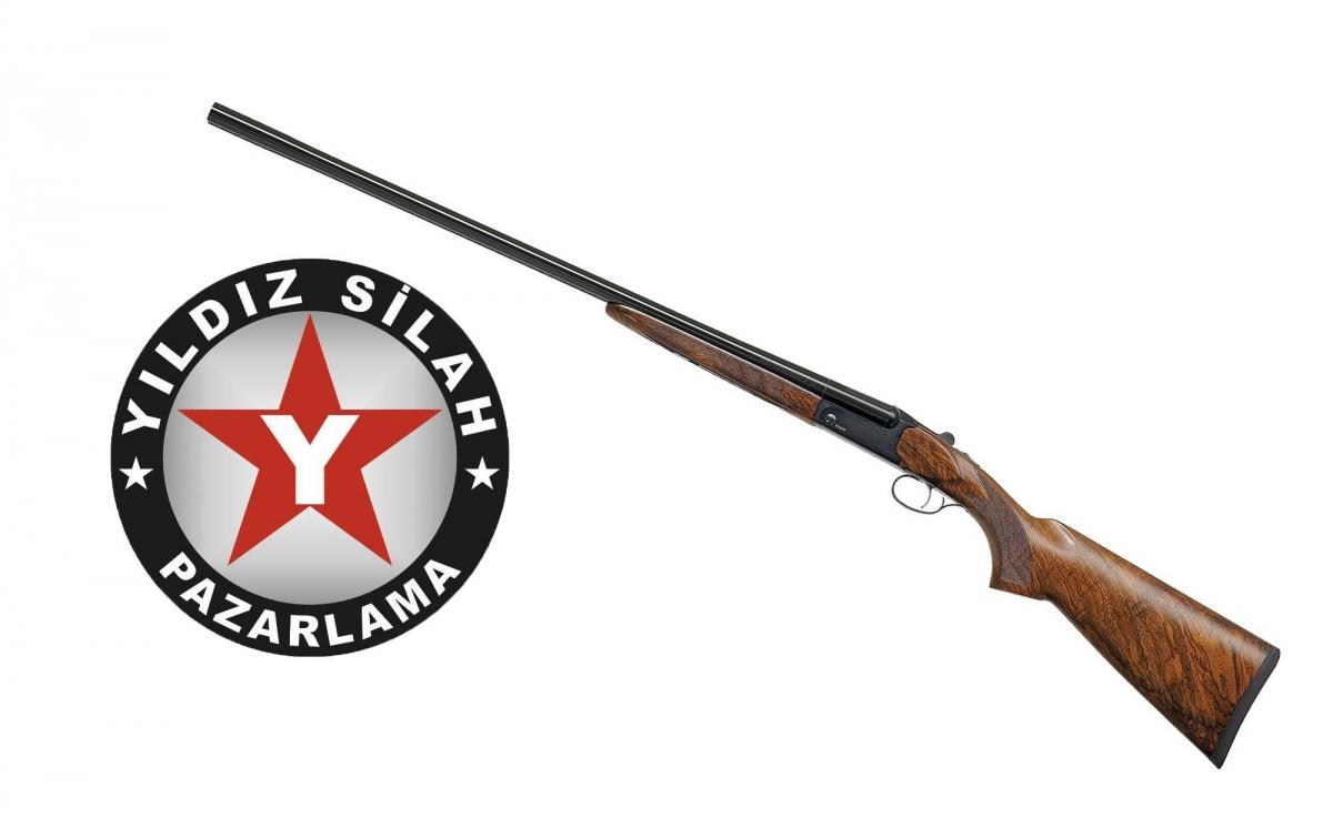 Prodotta in Turchia dalla Yildiz, distribuita in Italia da Paganini, la doppietta Elegant A5 Black calibro 20 è essenziale ma elegante, ideale per il cacciatore moderno che cerchi funzionalità a costi non eccessivi