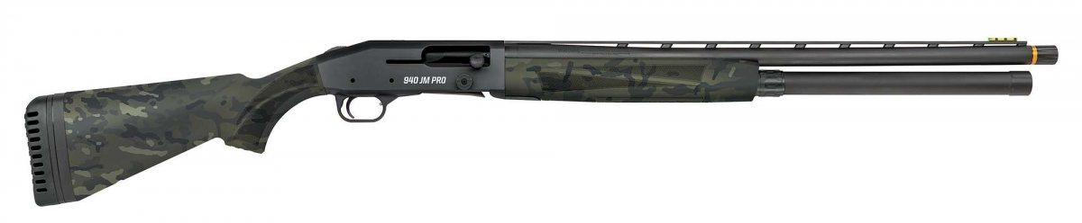 Mossberg 940 JM Pro 12-gauge competition shotgun