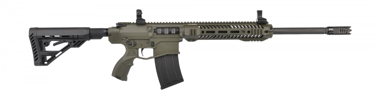 The XTR-12 is available in black, burnt bronze, tungsten, flat dark earth and olive drab green variants