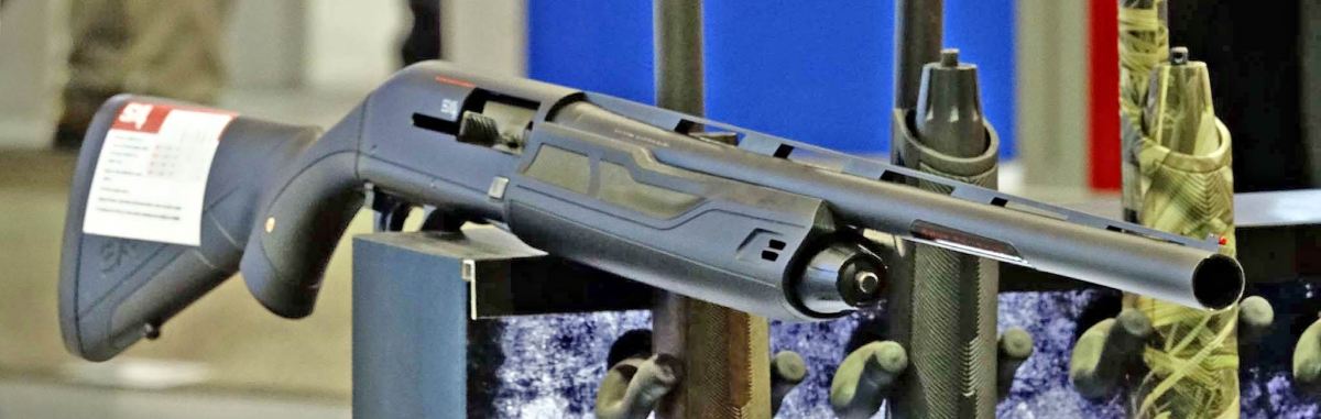 The new Winchester SX4 shotgun
