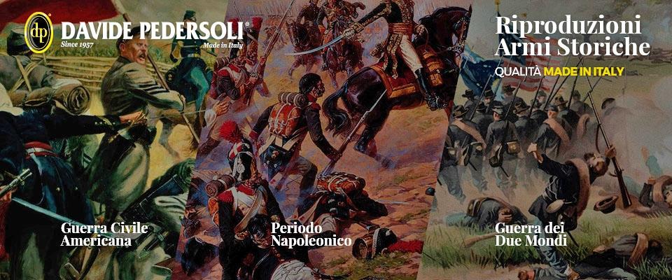 Pedersoli rievocazione storica