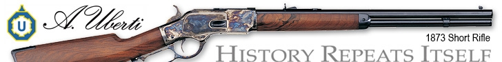 Uberti 1873 short rifle