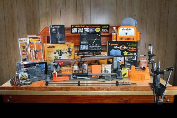 Il marchio Lyman è uno dei più noti sul mercato nel campo degli accessori per la manutenzione e la ricarica
