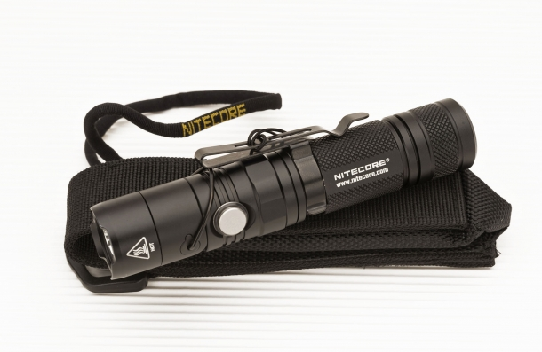 Nitecore MT21C multifunctional adjustable flashlight