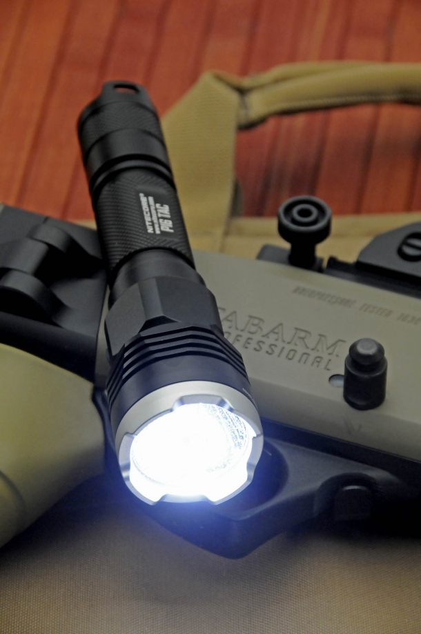 1.000 lumen out of a single Cree XM-L2 U3 LED