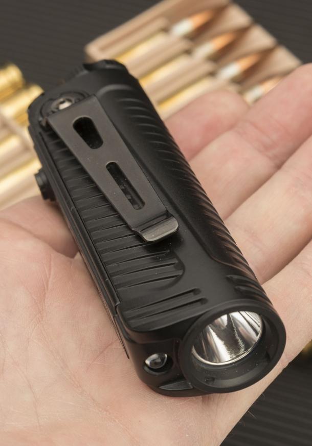 Nitecore P18 flashlight