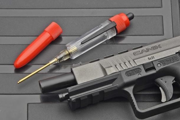 The Pro-Shot Pen Oiler
