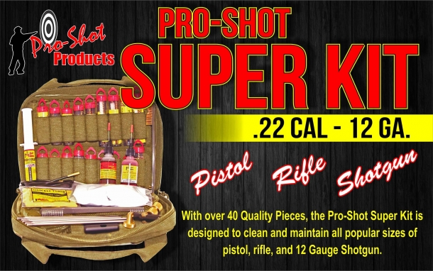 Pro-Shot Products Super Kit