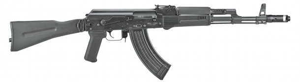 We tried our SAG AK Chassis MK2 on an AK-103s semi-automatic rifle made by Sino Defense Manufacturing of China