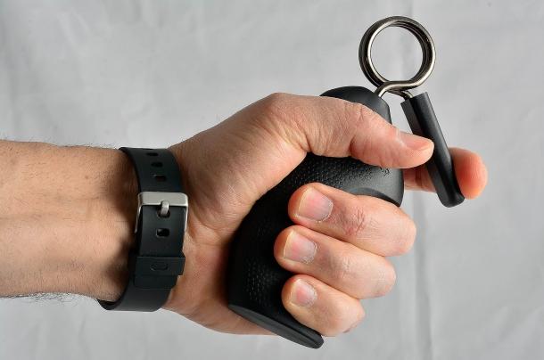 Il Trigger-Master permette di allenarsi in qualsiasi luogo senza creare allarme