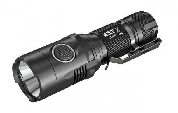 The Nitecore MH20GT flashlight