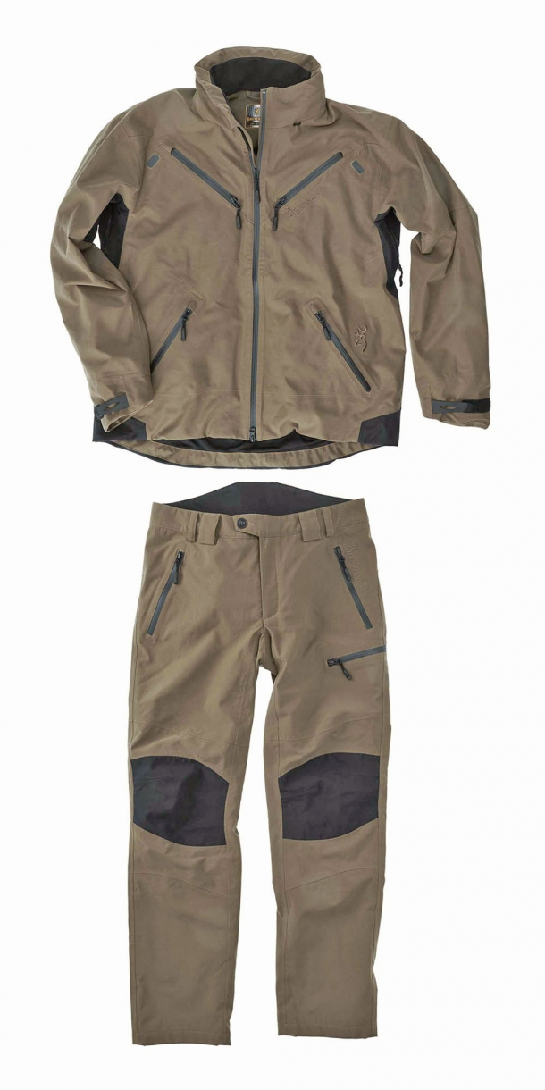Clothing: Browning Featherlight Dynamic