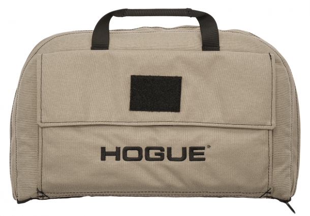 Hogue's large pistol bag in Flat Dark Earth color
