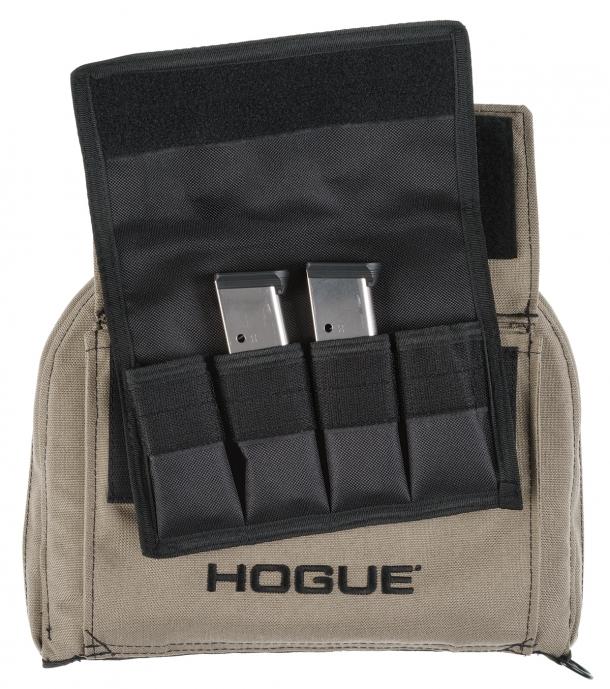 Sono in tutto cinque le nuove custodie Hogue per pistole, delle quali due fornite di portacaricatori