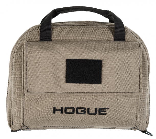 The FDE version of Hogue's medium pistol bag