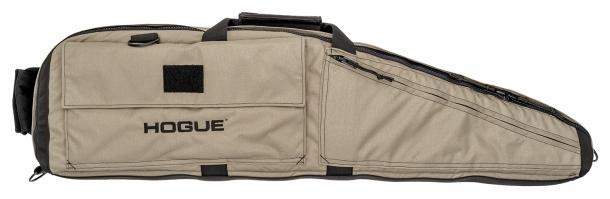 La 'Medium Rifle Bag' della Hogue è disponibile in versione per uno o due fucili