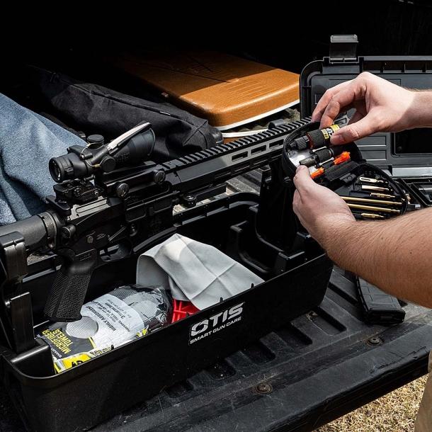 OTIS Technology AR Elite Range Box: the one-stop MSR cleaning kit!