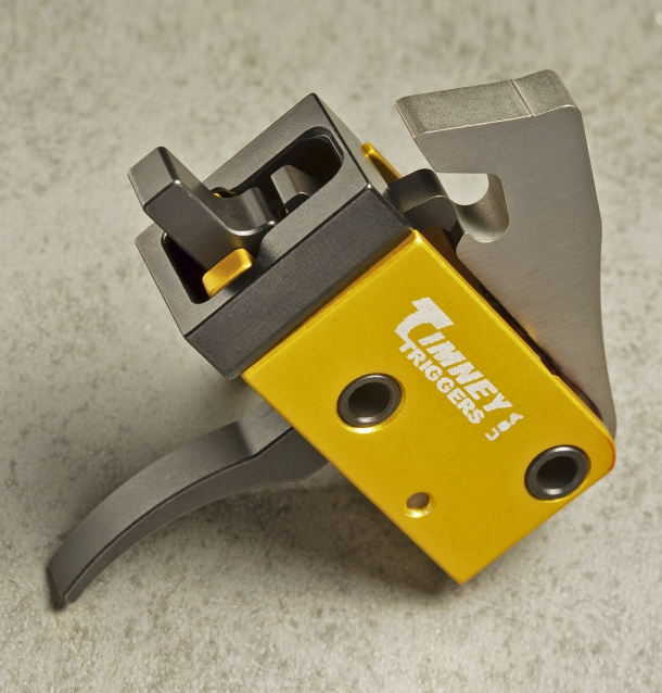 Timney AR PCC aftermarket triggers, now available in Europe through Waffen Ferkinghoff