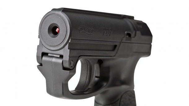 Il Walther PDP è efficace, pratico, ed è facilmente ricaricabile