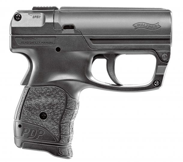 La pistola antiaggressione al peperoncino Walther PDP arriva finalmente sul mercato italiano