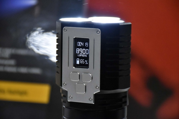 Fenix TK72R Flashlight