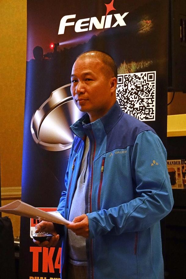 Mr. Vincent Cen, President of Fenixlight