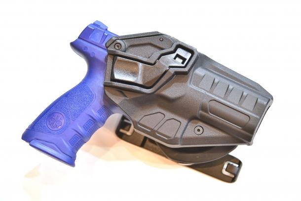 The Radar 6607/2506 is designed for the Beretta APX pistol