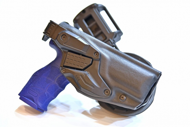 "Radar 6041/5737 ""All Index"" tactical holster"