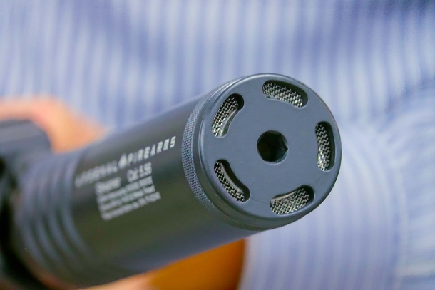 Saimaa Still's suppressors are manufactured in Finland