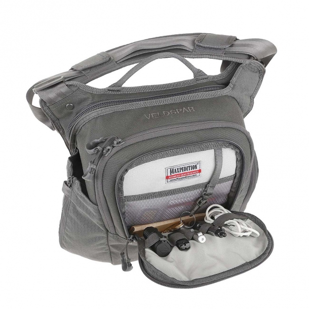 The Maxpedition VELDSPAR crossbody shoulder bag