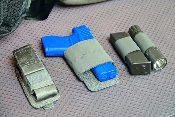 Maxpedition offre diversi accessori per equipaggiare la sua linea di borse e zaini AGR