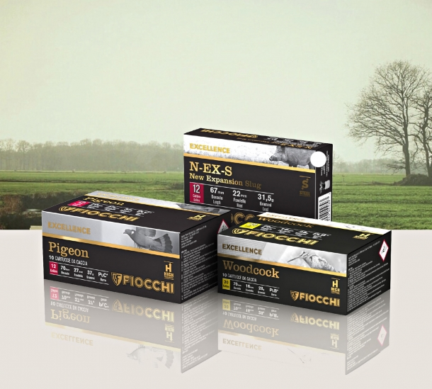Fiocchi Excellence steel ammunition
